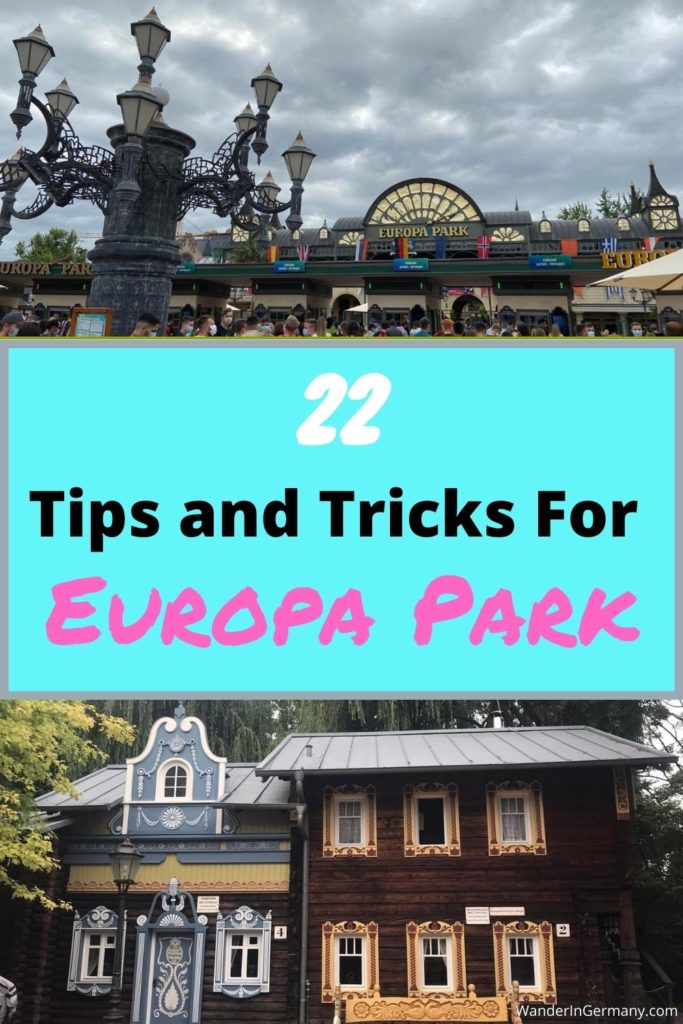 Tips and Tricks for Europa Park Germany
