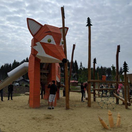 Center Parcs Allgau Playground