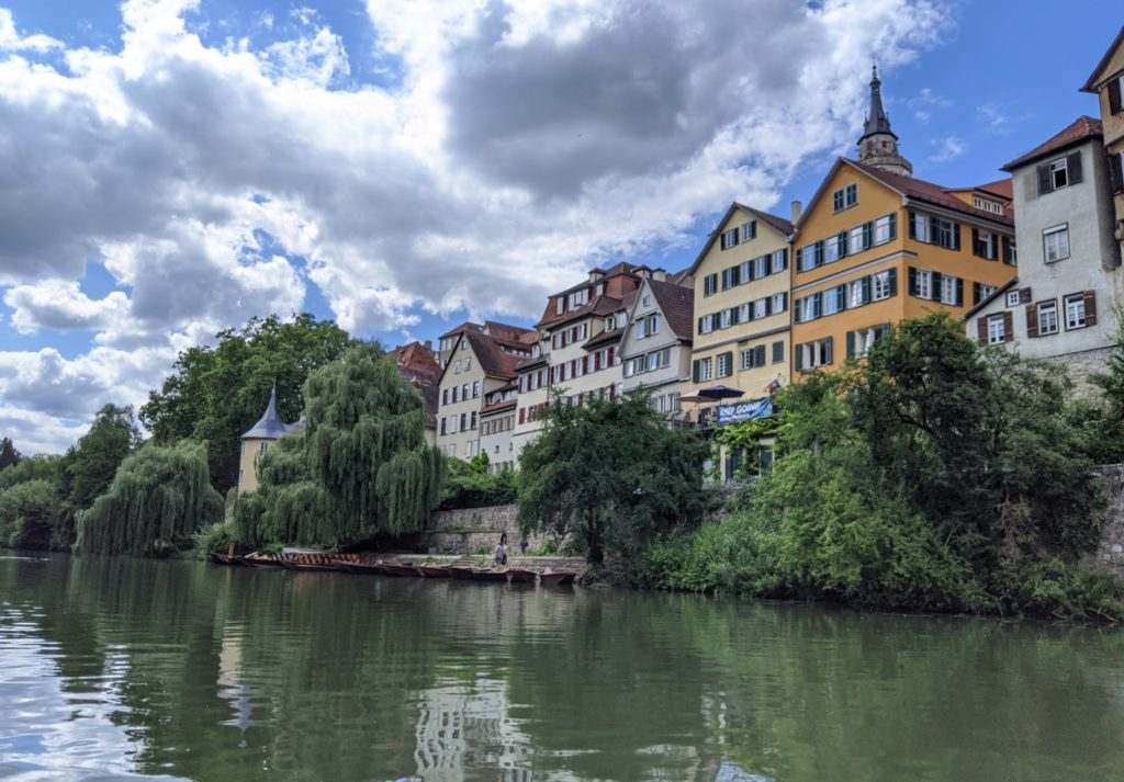 one of the prettiest towns in germany and one of the great day trips from Stuttgart: Tübingen
