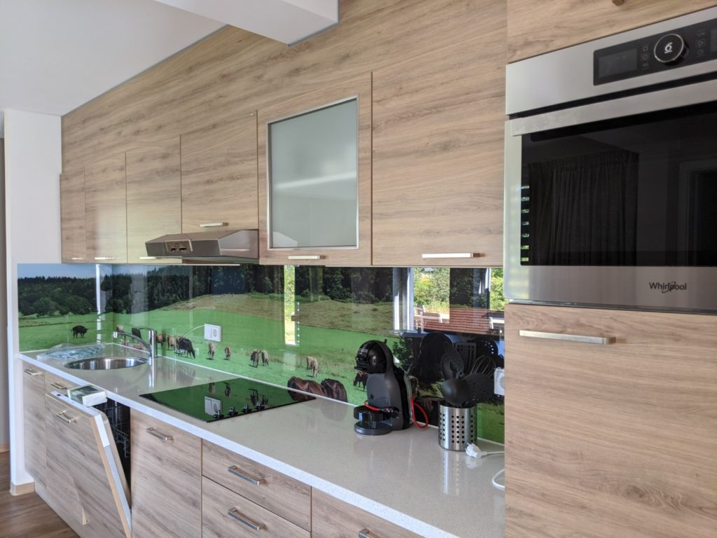 Center Parcs Self Catering Kitchen