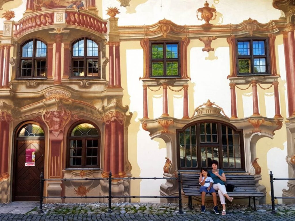 Best small towns in Germany: Oberammergau