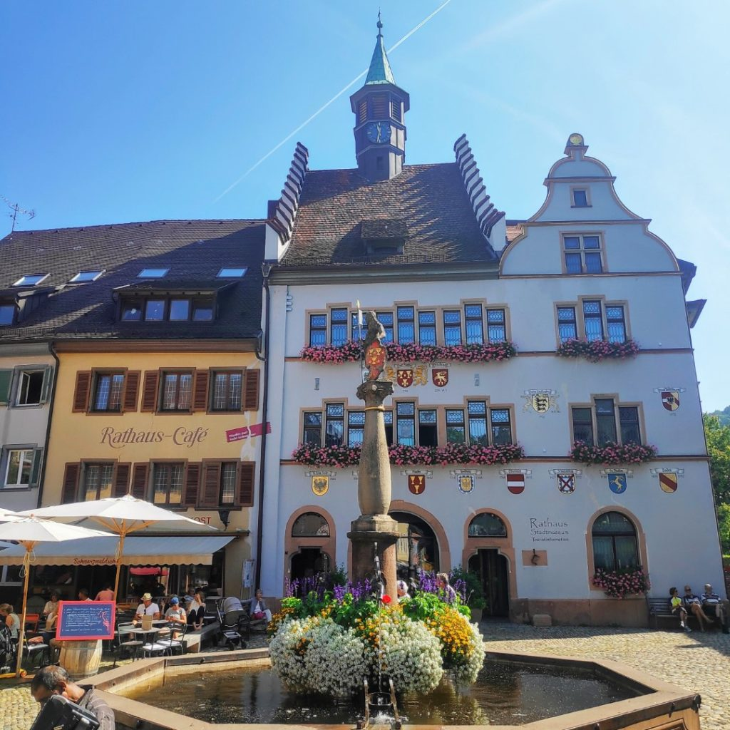 Picture Perfect Germany Towns