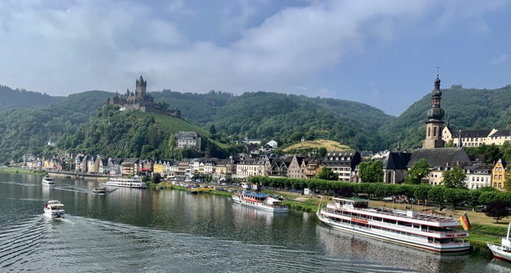 beautiful cities germany: Cochem