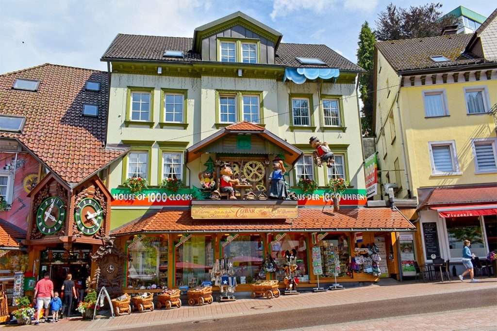 Triberg is one of the most beautiful places in black forest germany