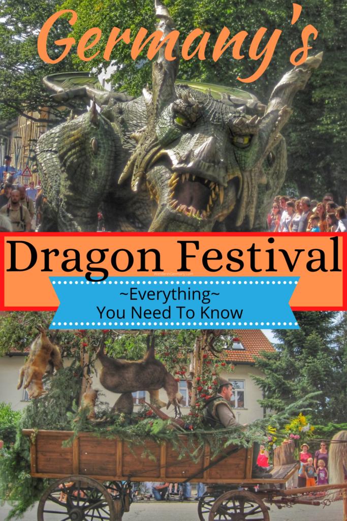 Furth im Wald Dragon Festival Germany