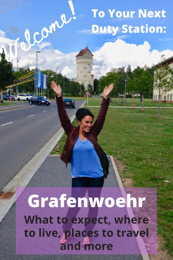 Stationed at USAG grafenwoehr germany