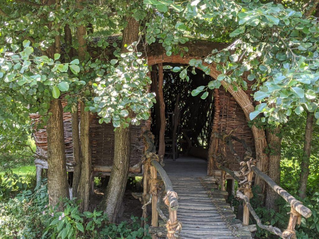Furth im Wald Wildgarten huts