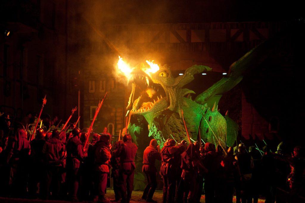 Drachenstich Play Dragon Festival Furth im Wald Play