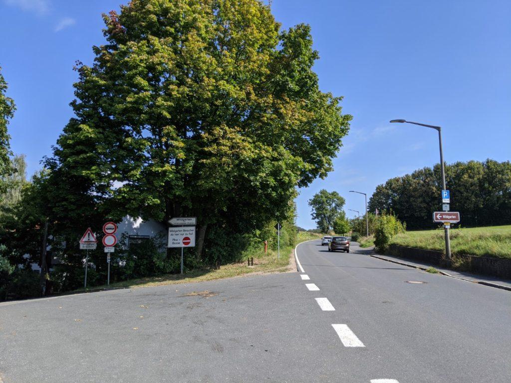 Wildgarten Parking Lot Daberger Str. 33, 93437 Furth im Wald