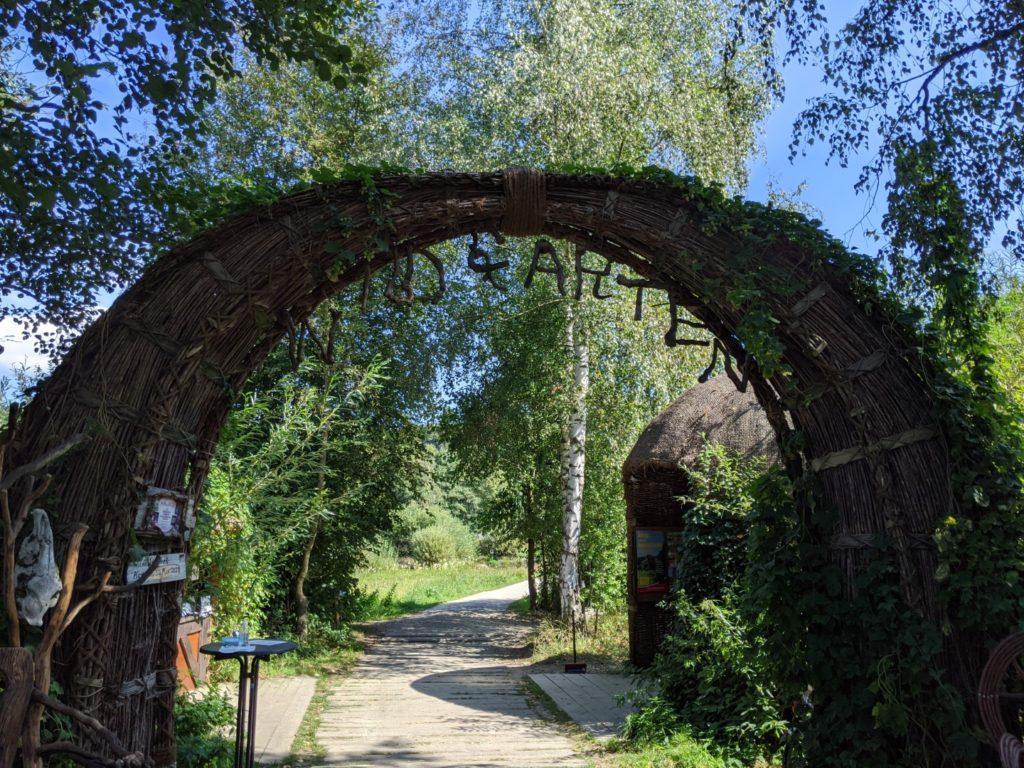 Furth im Wald Wildgarten in the bayrischer wald
