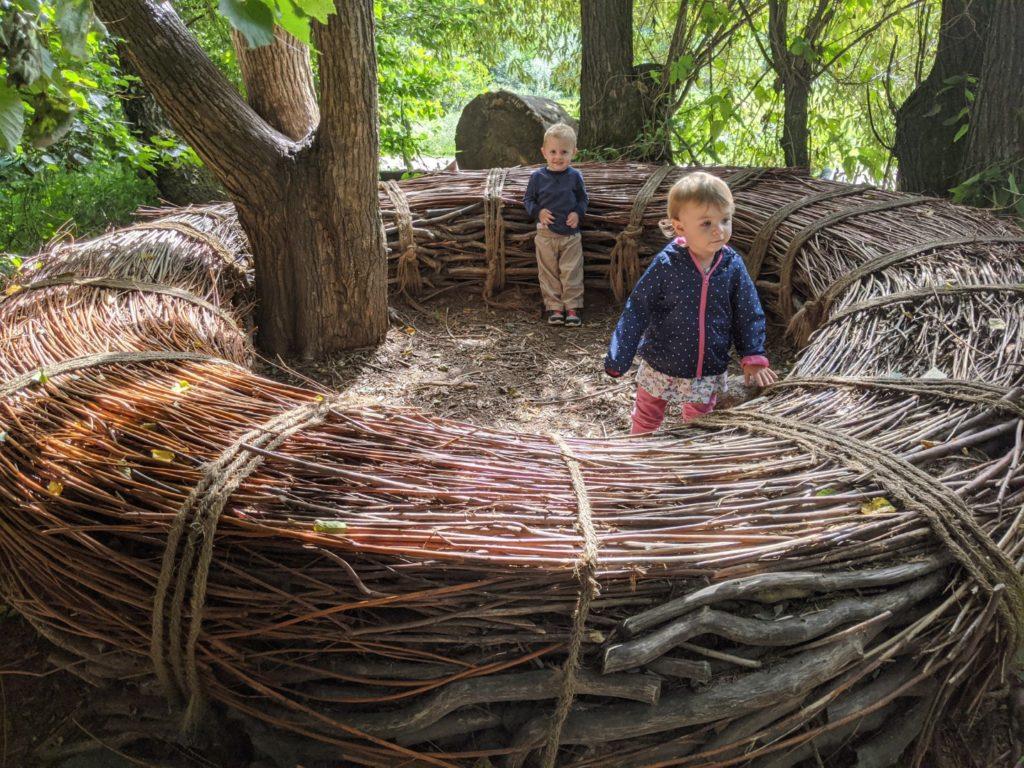 Wildgarten Giant Nest