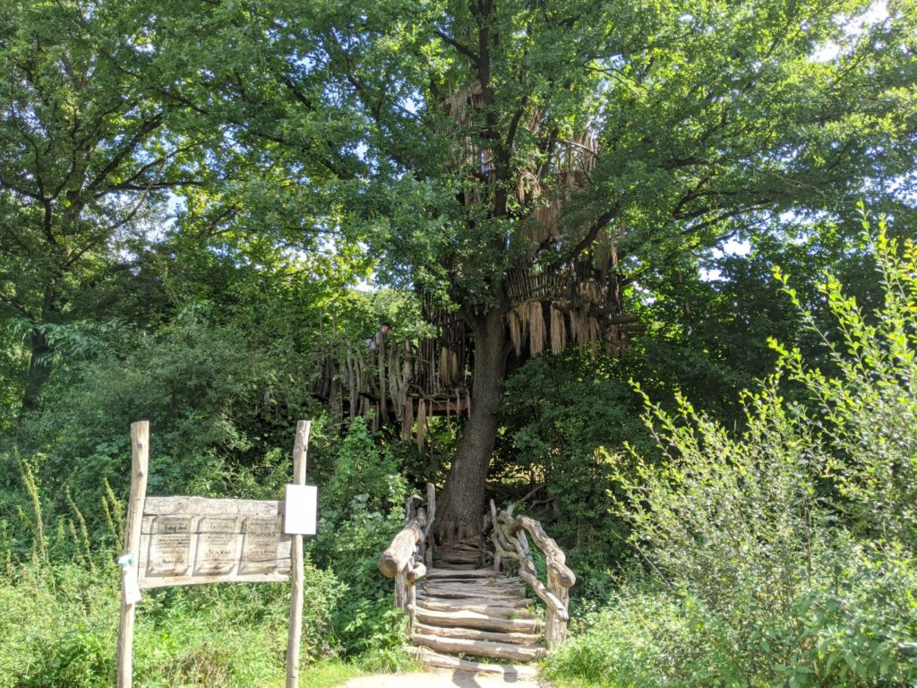 Wildgarten Treehouse