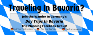 Day Trips in Bavaria Facebook