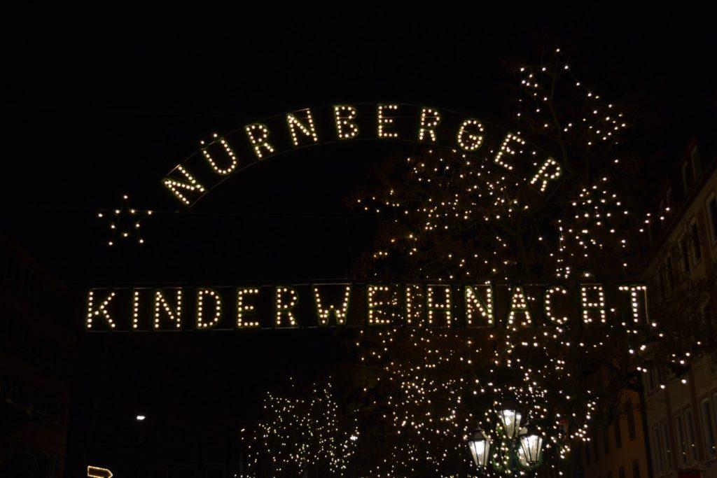 Nuremberg Christmasmarket Christkindlmarkt