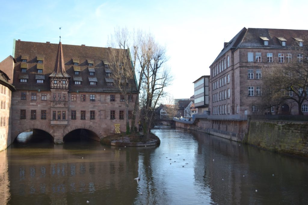 Nuremberg Museum Bridge