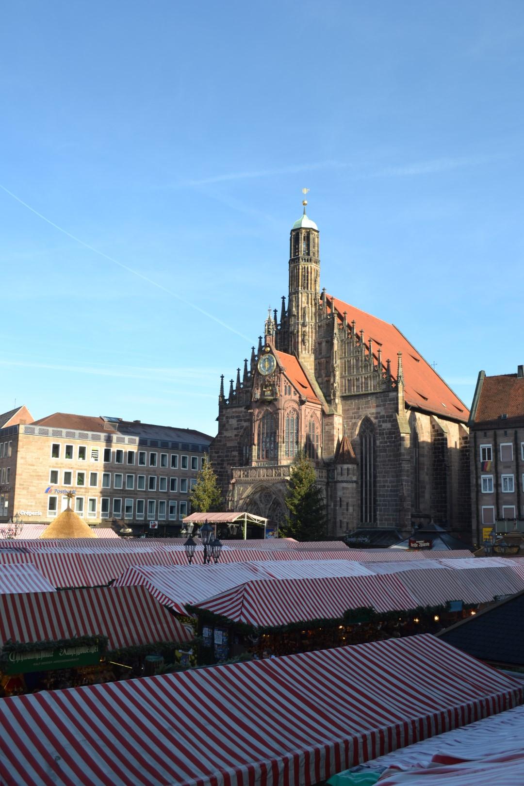 Nuremberg Christmas Market Hauptmarkt