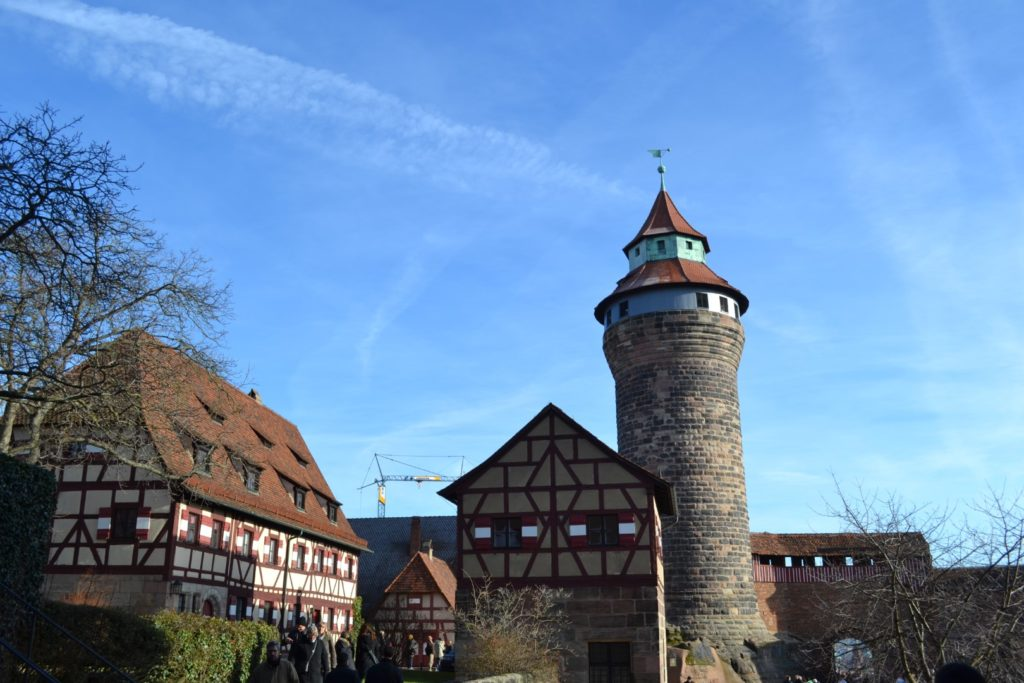 Nuremberg Sinwell Tower