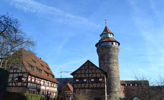 Nuremberg Sinwell Tower