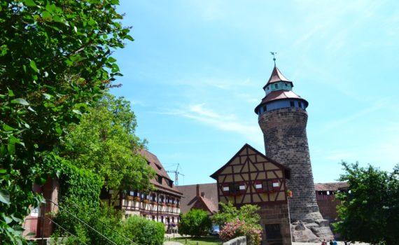 top things to do in nuremberg: Nuremburg Imperial Castle