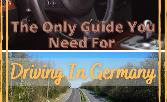Planning a trip to germany: Driving rules in germany
