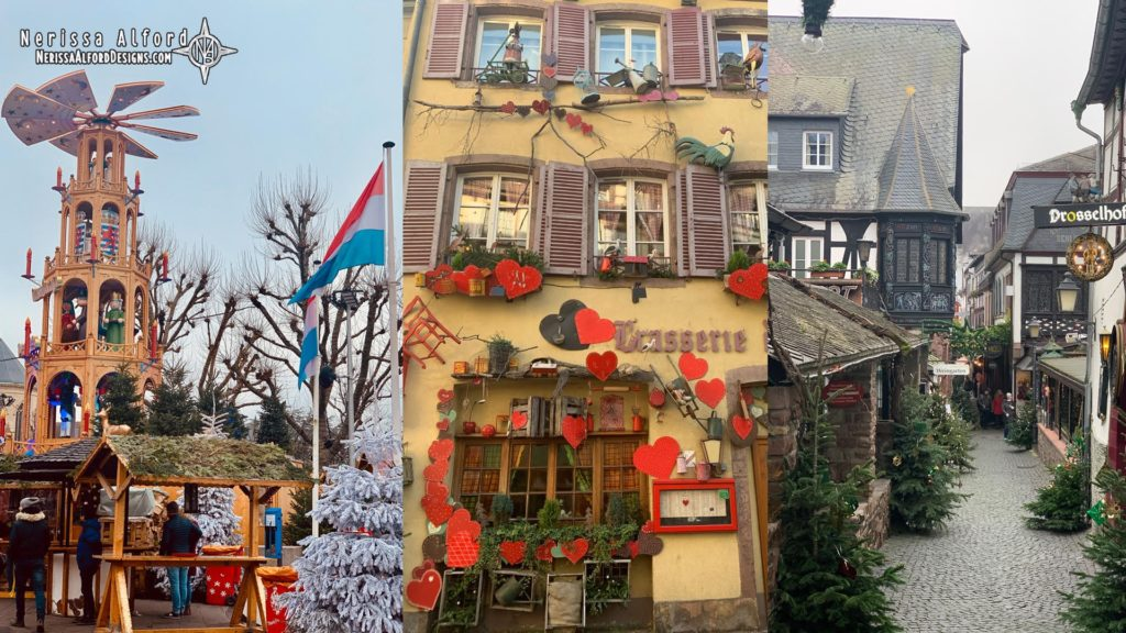Christmas markets near Ramstein