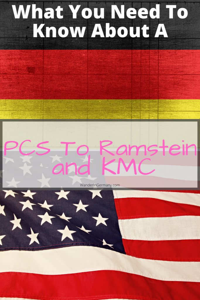 germany ramstein PCS