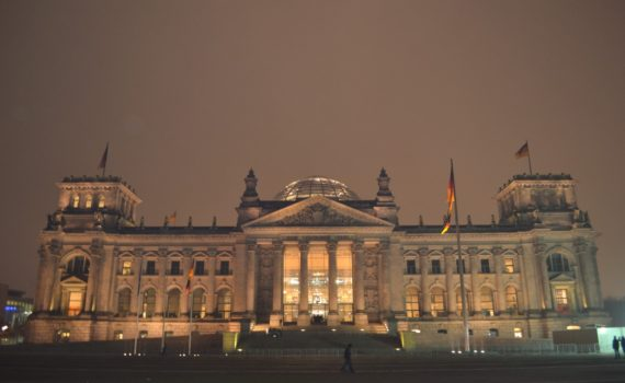Taking a free tour at the Reichstag is one of the best free things to do in Berlin