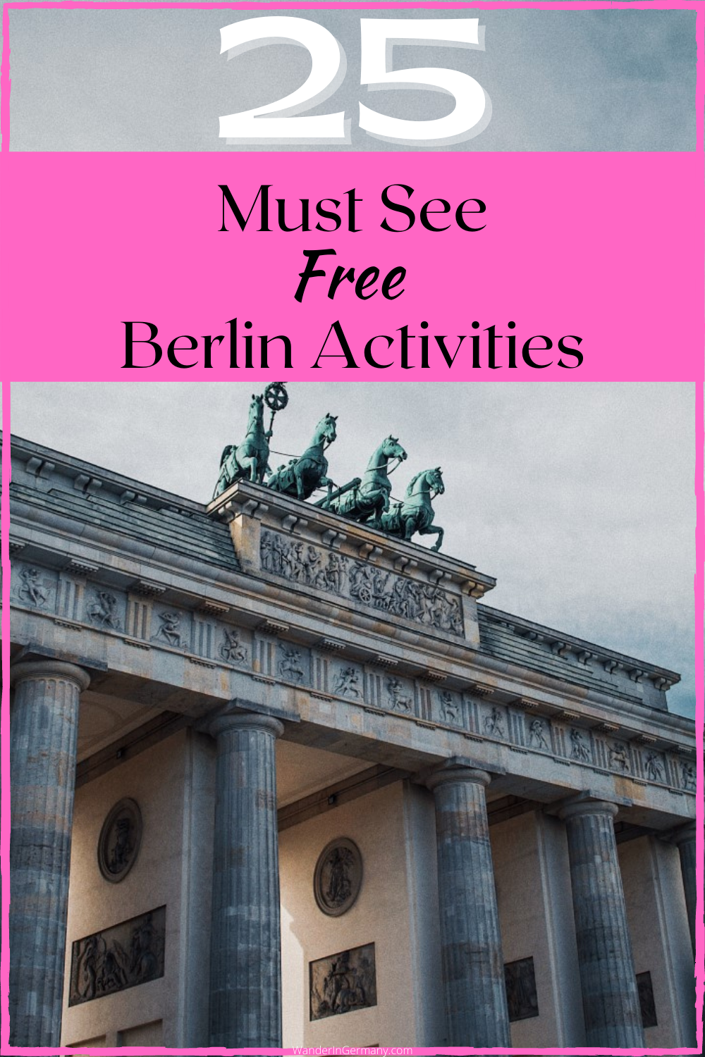 best free things to do in Berlin