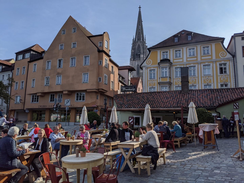 Regensburg wurstküche