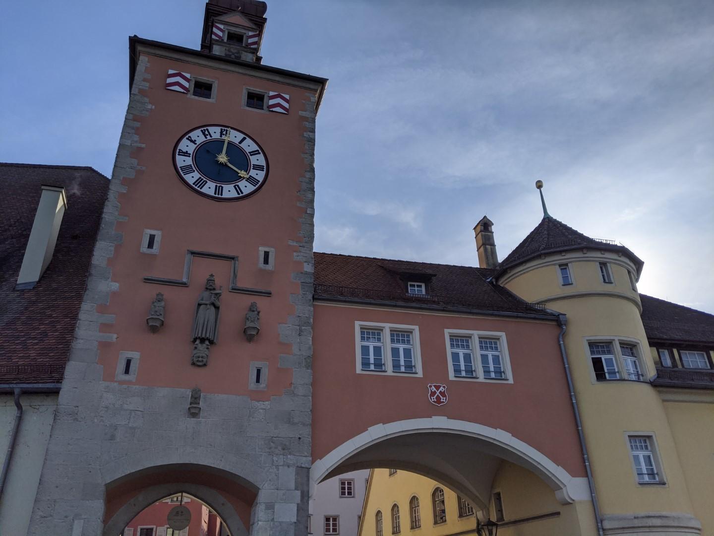 Regensburg steinebrucke