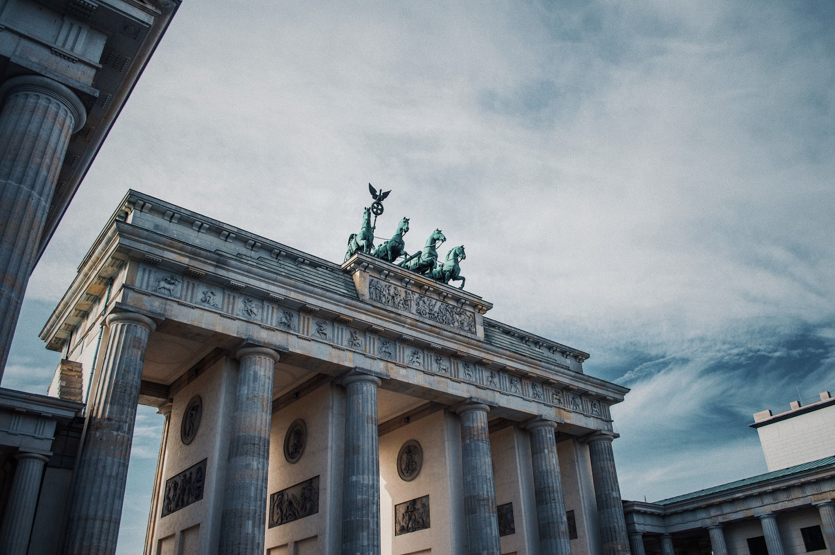 berlin free things to do: Go to the Brandenburg Gate