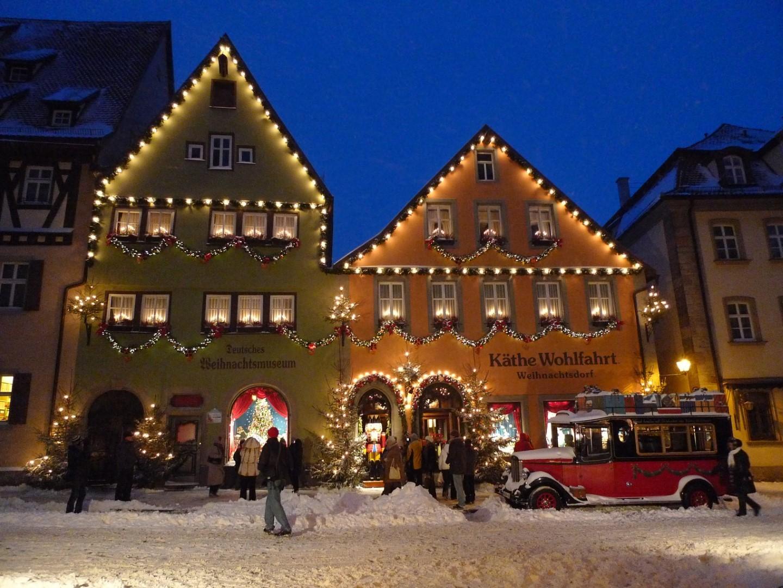 rothenburg ob der tauber christmas store