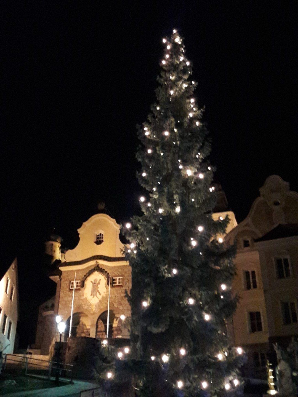 German Christmas Tree Tannenbaum
