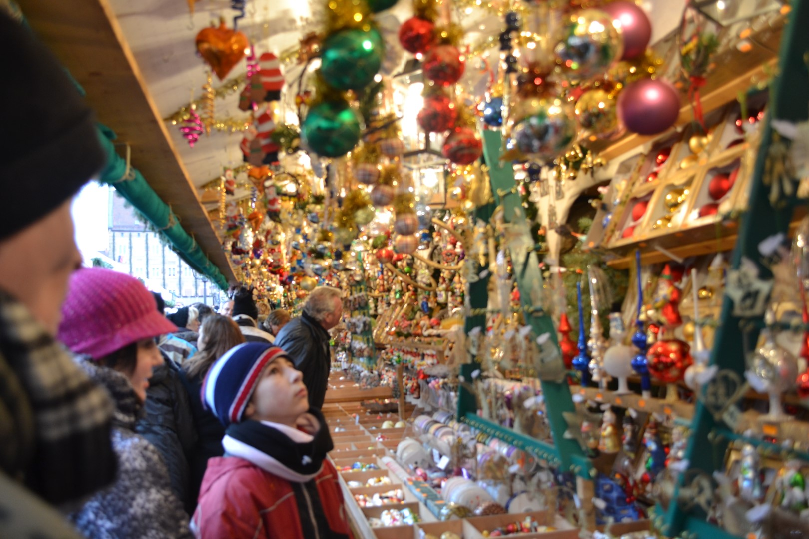 Christmas ornaments Germany