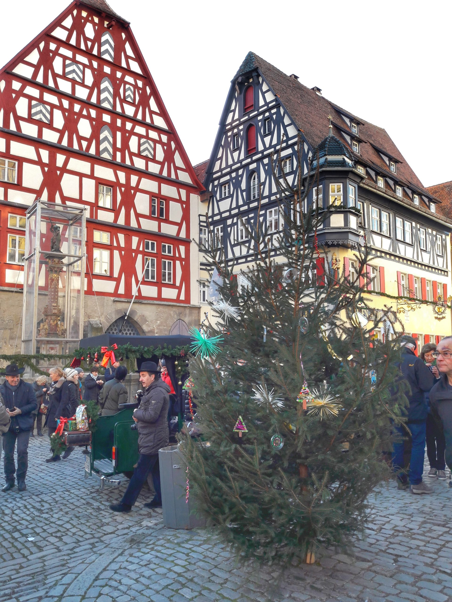 best place in germany for christmas: Rothenburg