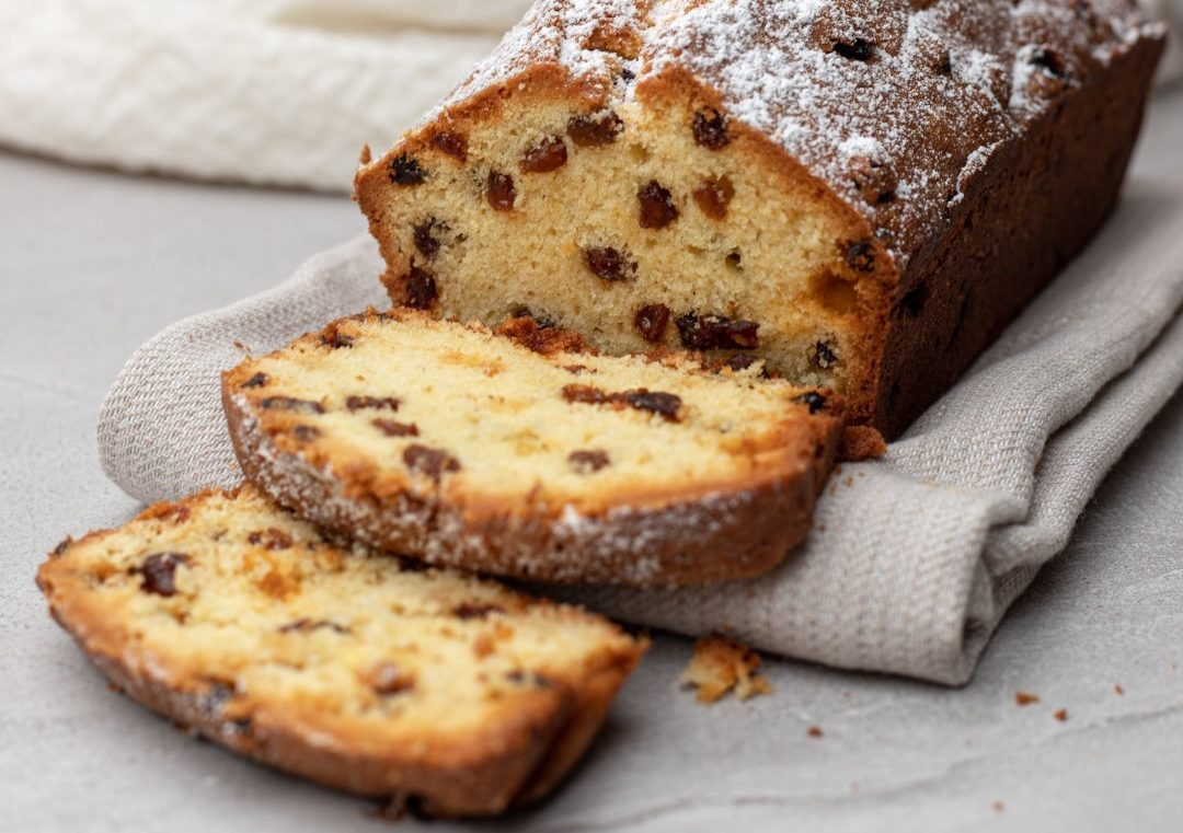christmas foods in Germany: Christmas Stollen