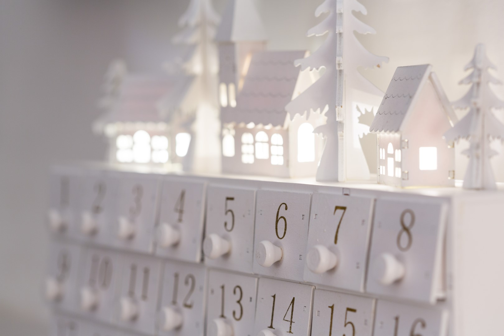 The Advent Calendar is one of the many popular German christmas traditions:
