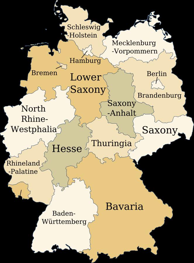 germany travel itinerary and bavaria map