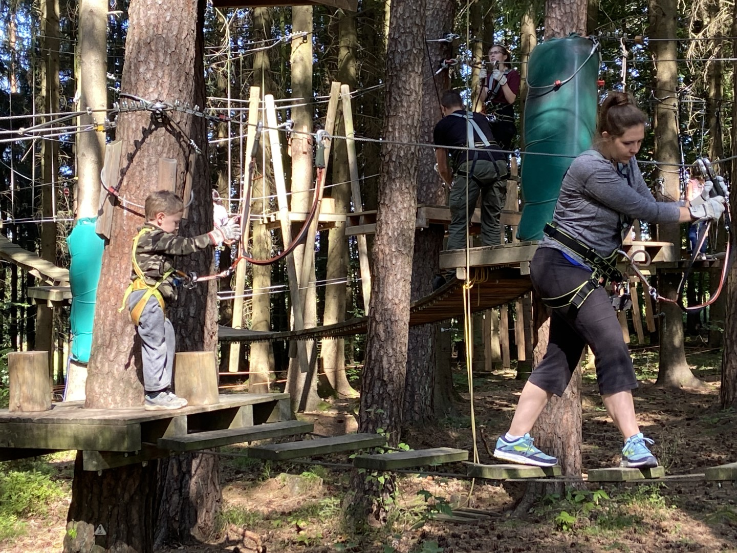 things to do in germany with kids: Klettersteigs