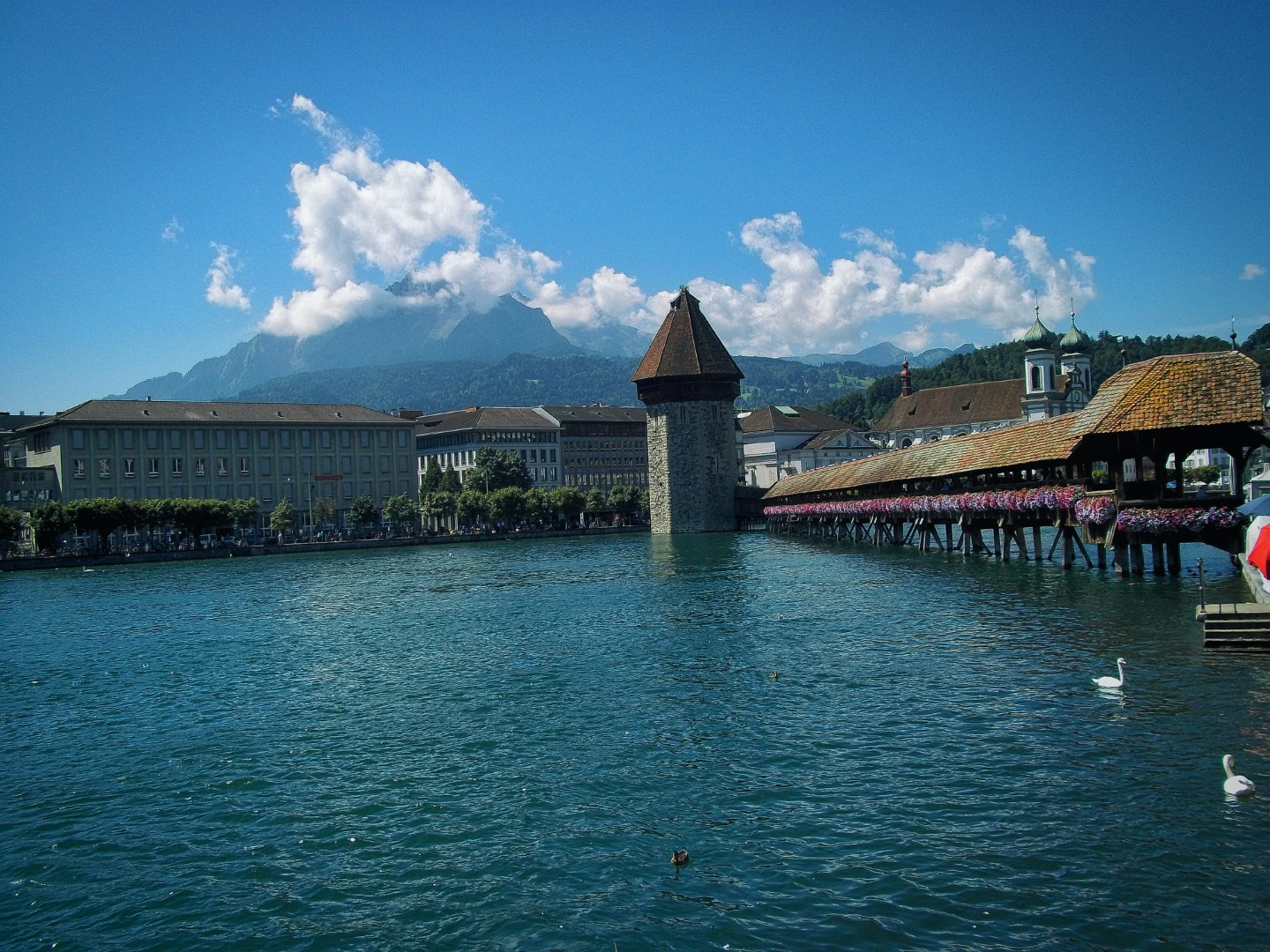 1 day in Lucerne