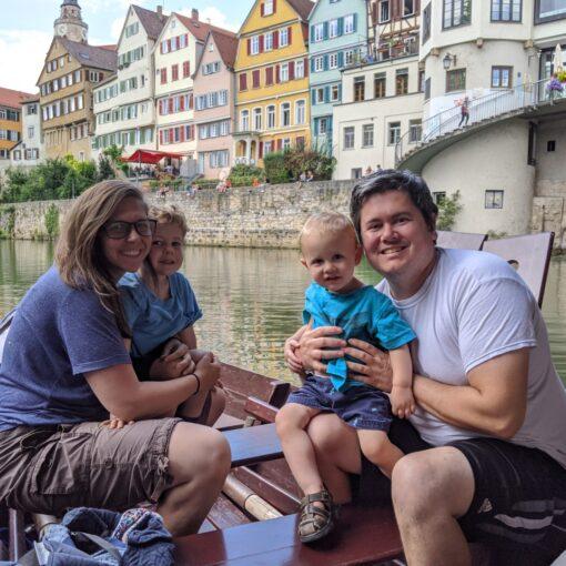 kids germany trip