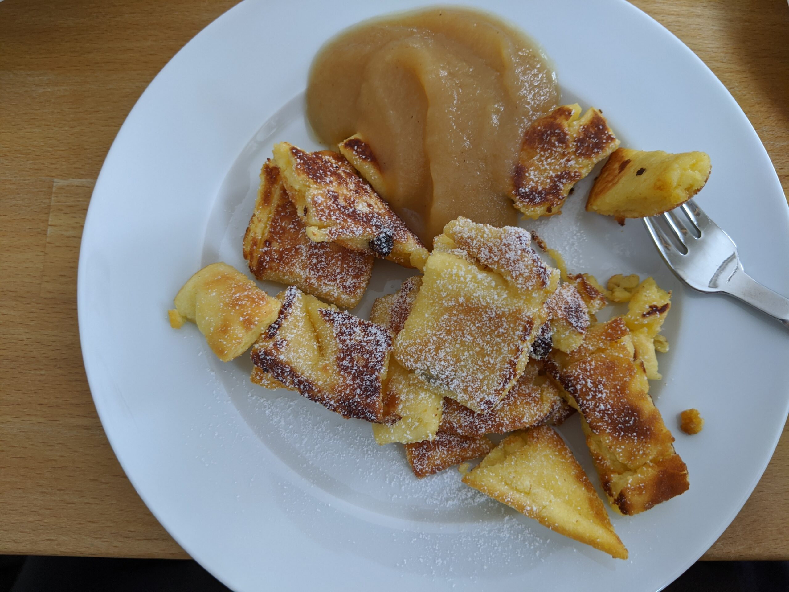 Pancake German Kaiserschmarrn
