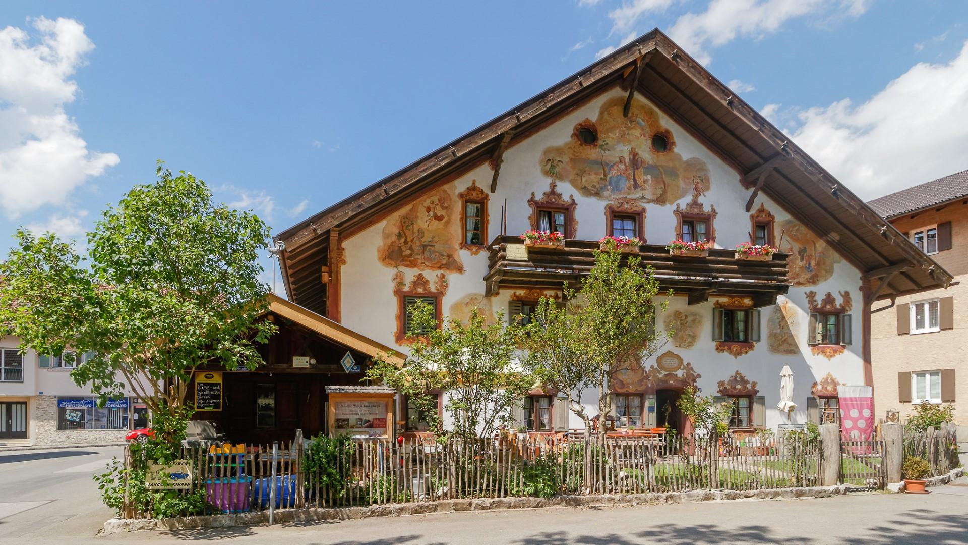 Day trip from munich: Oberammergau