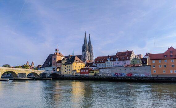 best day trips from Munich: Regensburg