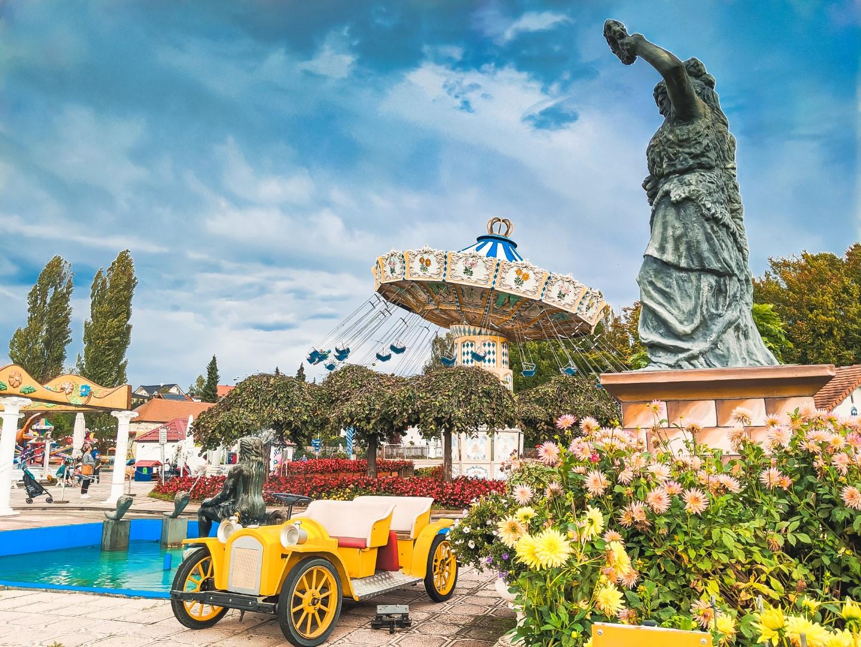 amusement parks in munich