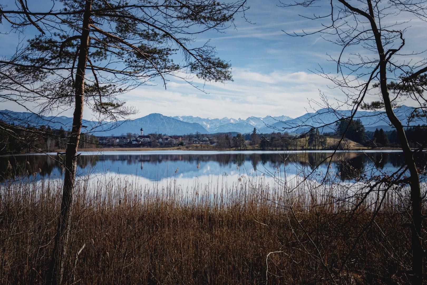 lakes near munich: Ostersee