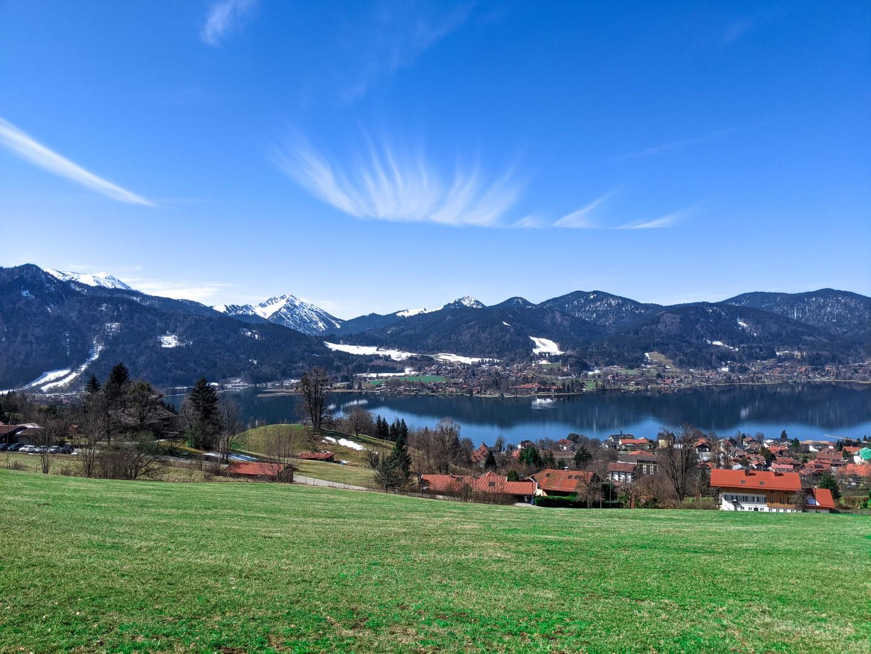 Lakes near munich: Tegernsee