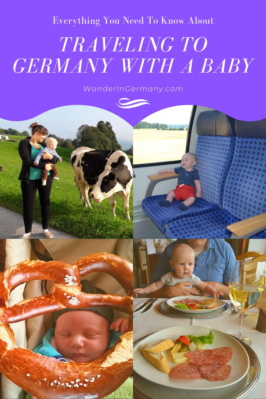 Germany Baby Travel