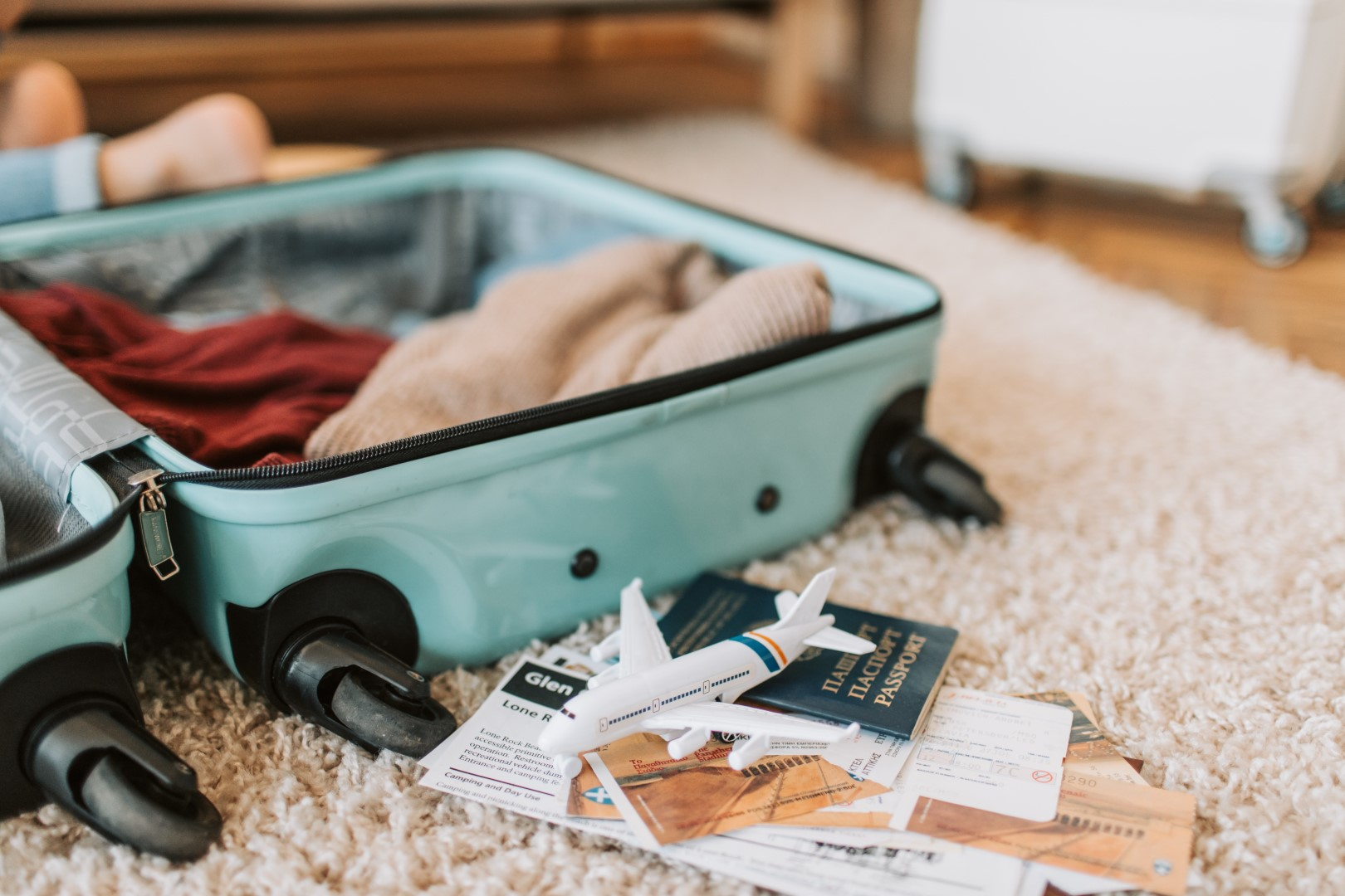 packing list germany