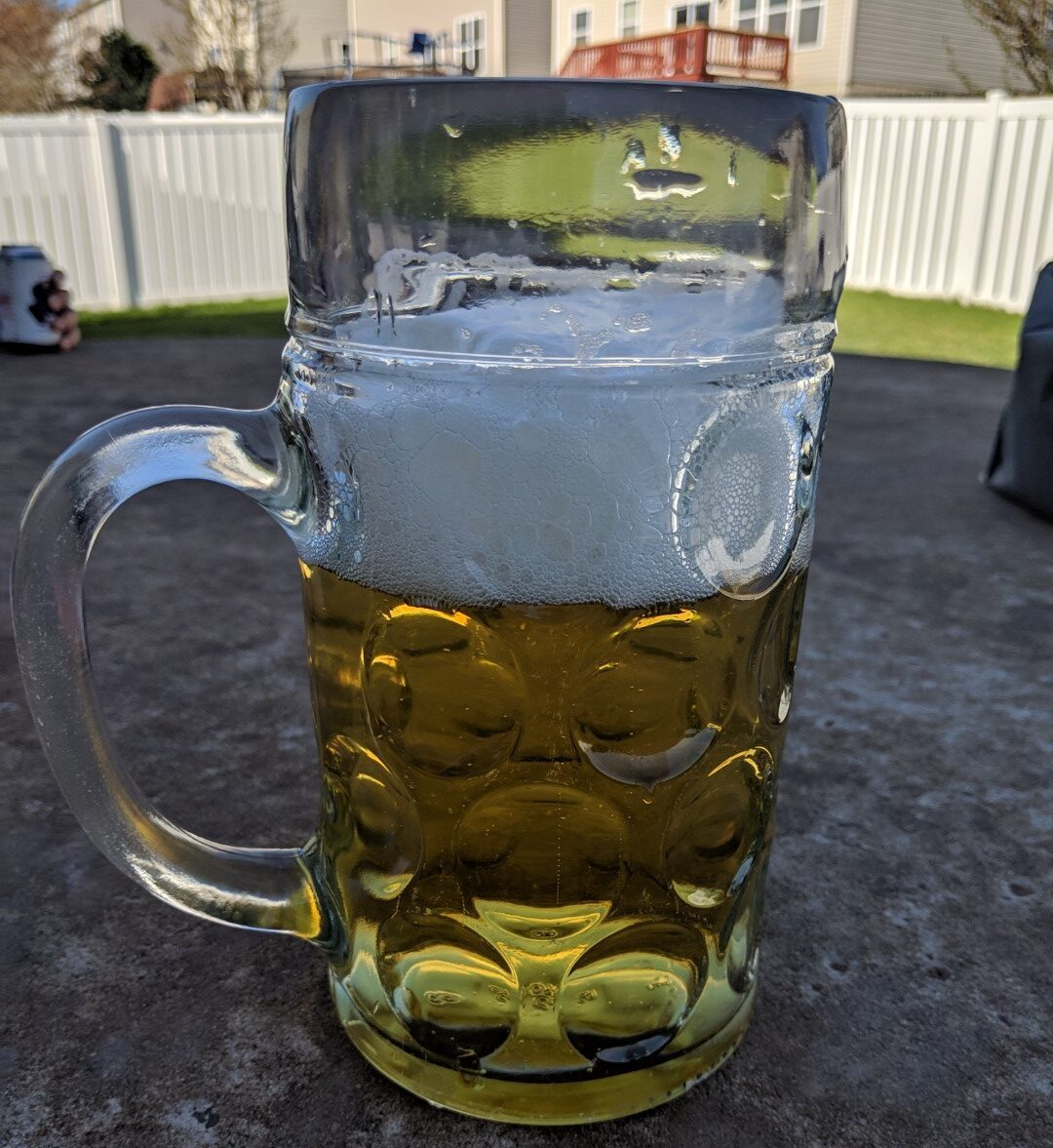 Beverages in german